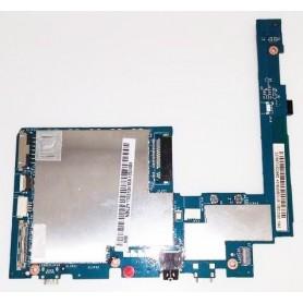 Placa-mãe ZEJ00 A-A791P Rev:1.0 com parafusos e placa com conectores LS-A792P Acer Iconia A3-A10