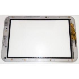 Tela sensível ao toque Toshiba Encore WT8-A-102 quadro