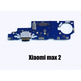 Conector carga flex Xiaomi Mi Max 2 placa USB