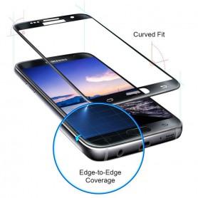 Protetor curvado vidro temperado SAMSUNG Galaxy S7 Edge (G935)
