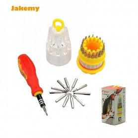 JACKLY JK-6036-A chave de Fenda 31 em 1