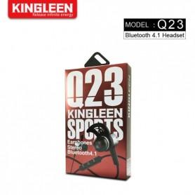 Fones de ouvido Bluetooth 4.1 kingleen, ltd Q23