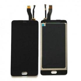 Tela cheia Meizu M5 Note Lite LCD e touch