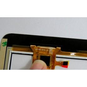 Tela sensível ao toque 101145-01A-V1 CTP101162-02 Vexia Zippers TAB10i