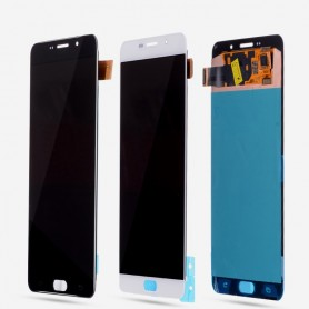 Tela Samsung Galaxy A9 2016 A910 A910F A9100 LCD e touch