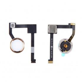 Cabo flex iPad 6 Air 2 botão home Flex com botão iniciar dourado Original