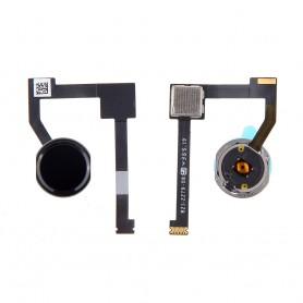 Cabo flex iPad 6 Air 2 botão home Flex com botão iniciar preto Original
