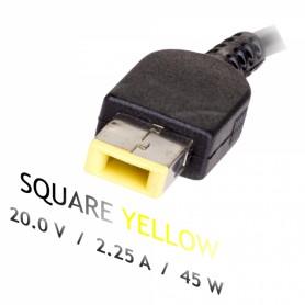 Carregador Square 20V 2.25 A 45W Lenovo IdeaPad Yoga 11