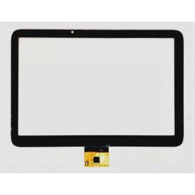 Tela sensível ao toque FPC101-0615B vidro digitalizador