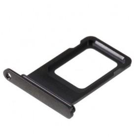 Suporte de cartão SIM iPhone XS Preto