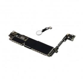 Placa-mãe iPhone 7 256 GB com botão Original