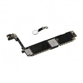 Placa-mãe iPhone 7 128GB com botão Original
