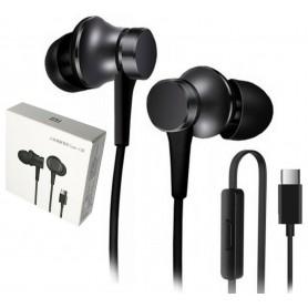 Fones de ouvido Xiaomi Intrauditivos tipo C
