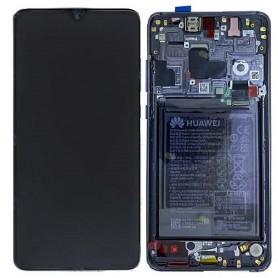 Tela com Moldura e bateria Huawei Mate 20 02352ETG