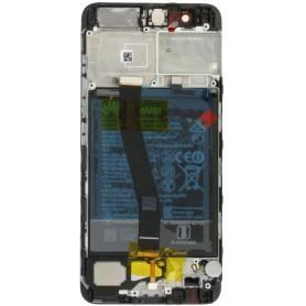 Tela com Huawei P10 Quadro Bateria preto 02351DGP