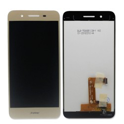 Tela cheia Huawei GR3 Honra Enjoy 5s ouro