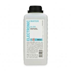 Água desionizada 036 ultra pura redestilada eletrônica