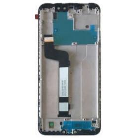 Estrutura frontal LCD Xiaomi Redmi Nota 6 Pro