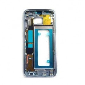 Estrutura frontal LCD Samsung S7 Edge G935 chassi