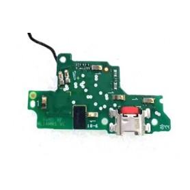 Placa conector carga Huawei Y5 2019