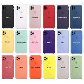 Capa Silicone para iPhone 11 de Qualidade Original