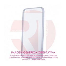 Capa para iPhone XS Max transparente