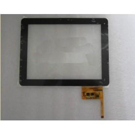 Tela sensível ao toque AD-C-970024-2-FPC para tablet Yarvik Gotab EXXA 9.7 TAB465EUK
