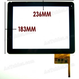 Tela de toque para tablet Woxter Tablet PC 97