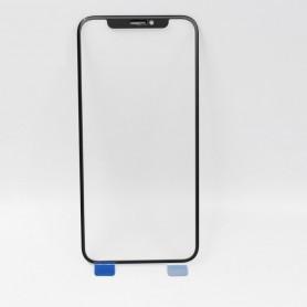 Vidro superior iPhone X com cola OCA