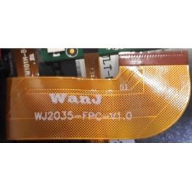 WJ2035-FPC Tela sensível ao toque Vexia Elegance E2