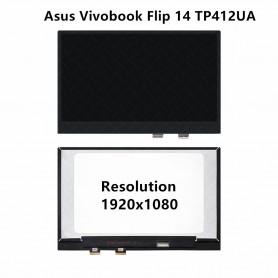 Tela cheia Asus VivoBook Flip TP412UA