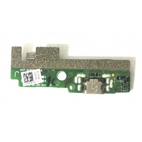Conector carga Sony Xperia J ST26a ST26i ST26