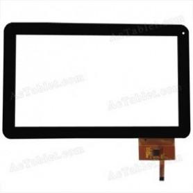 """Pantalla tactil Bravus Tablet 10,1"""" BRVTX11D digitalizador"""