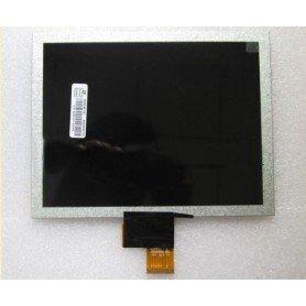 Tela LCD para tablet cube u23gt DISPLAY