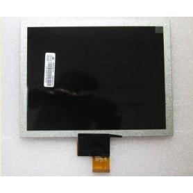 Tela LCD CRD080TN01 40NM01 JTA-S356-800-27-3 DISPLAY