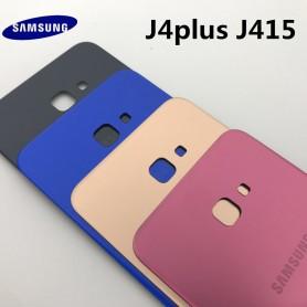 Tampa traseira para Samsung Galaxy J4 + J4 Plus 2018 caixa