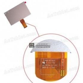 Tela LCD Wolder Mitab Urban TK-UF146A-AA0 KR070PK1T DISPLAY