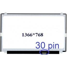 5D10H91342 LG LP156WHB-TPGA Ecrã LCD