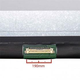 5D10G74897 BOE NT156WHM-N12 35039124 Tela diodo EMISSOR de luz