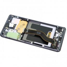 Tela Samsung Galaxy S 20 Plus G985 G985F ORIGINAL com moldura