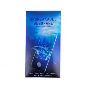 Protetor Hydrogel Samsung S10 cobre a tela inteira