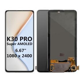 Tela cheia Xiaomi Redmi K30 Pro pen e LCD