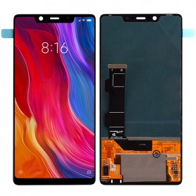 Tela cheia Xiaomi Mi 8 e tela sensível ao toque