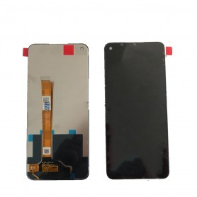 Oppo A52 2020 em tela cheia e LCD