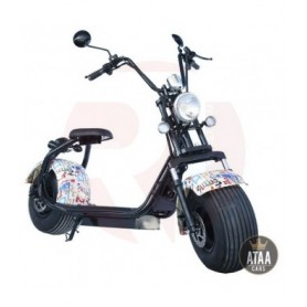 Carregador elétrico para motocicleta ATAA CityCoco Picasso 1000W 60V