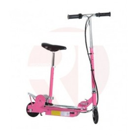 Carregador de scooter dobrável HomCom com guiador