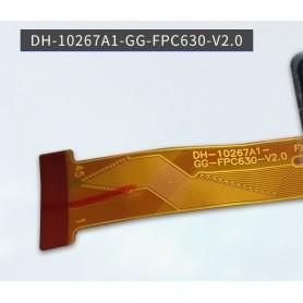 Tela sensível ao toque C2-HY0140A Odys Perdeu 10 3G