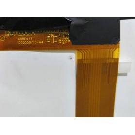 Tela LCD SPC Twister 10.1 Quad Core FPC10141D K101-B2M40M-FPC-A
