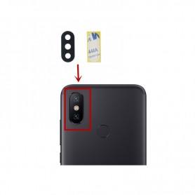 Lente de vidro da câmera Xiaomi Mi A2