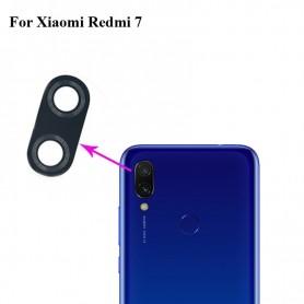 Lente de vidro da câmera Xiaomi Redmi 7